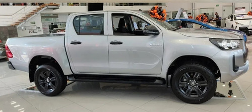 Toyota Hilux Sr 4x4 0km Linea 2021 - Entrega En Enero!
