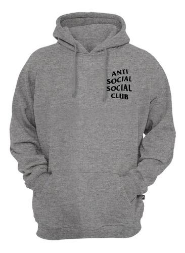 Moletom Anti Social Club Blusa De Frio Casaco Moleton Grosso