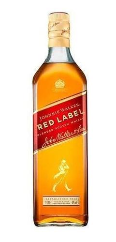 Whisky Johnnie Walker Red Label - 1l