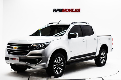 Chevrolet S10 2.8 Ltz 4x4 At 2018 Rpm Moviles