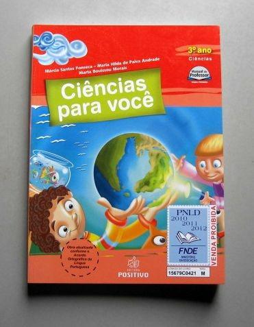 Ciências Para Você - 3o Ano - Fonseca - Andrade - Morais Original