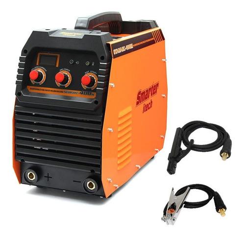 Maquina Inversora De Solda Mma Tig 400a Stararc-400m Smarter