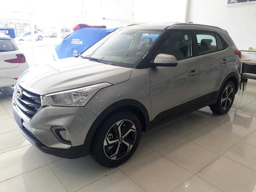 Hyundai Creta Smart Plus 1.6 16v Flex Aut.