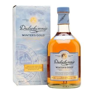 Whisky Dalwhinnie Winters Gold Highland Single Malt Env Grat