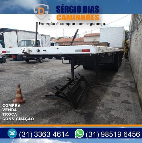 Carreta 3 Eixos
