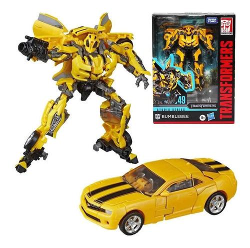 Transformers Bumblebee Camaro Studio Series 49 Clase Lujo