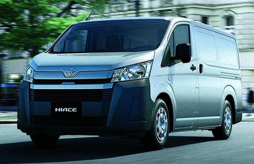 Toyota Hiace 2.8 Tdi Furgón 6at L2h2 3a 5p 2021 0 Km
