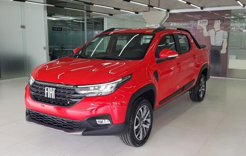 Fiat Strada 2021 0km 100% Financiada En Cuotas 1-