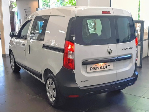 Renault Kangoo 1.5 Diesel 5a 0km 2021 Entrega Inmediata (ga)