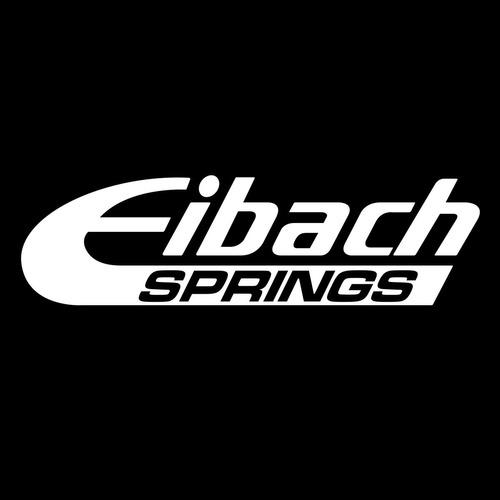 2 Adesivos Eibach Em Vinil Premium Drift Rgv Brindes