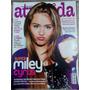 Revista Atrevida Nº178 Miley Cyrus (sem Pôster)