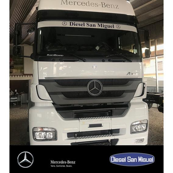 Mercedes-benz Axor 2036/36 Cd Te Blanco