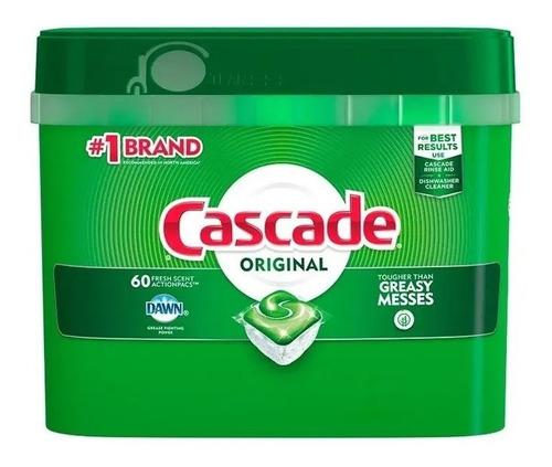 Lavaplatos Cascade 1.08 Kilos 60 P - Unidad a $1067