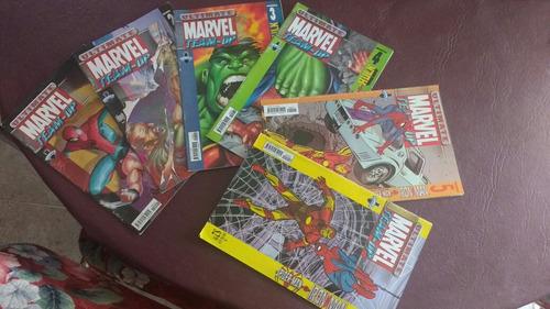 Ultimate Marvel Team Up Spiderman Completo