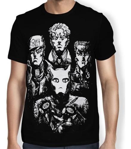 Camisa De Animes Jojo Bizarre Adventure Bohemian Rhapsody