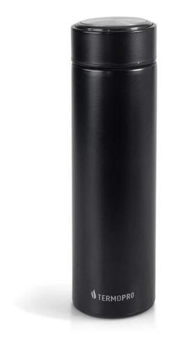 Garrafinha De Água Squeeze Térmica Pequena Inox 500 Ml