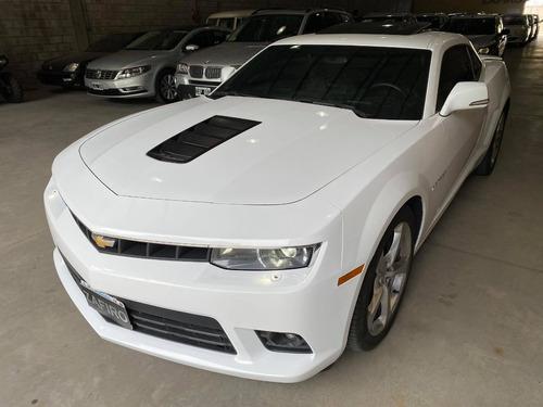 Chevrolet Camaro Ss V8 6.2 Litros - 9000 Kms - Año 2014