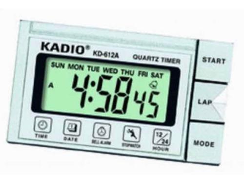 Mini Reloj Digital Multifuncional De Mesa Kadio