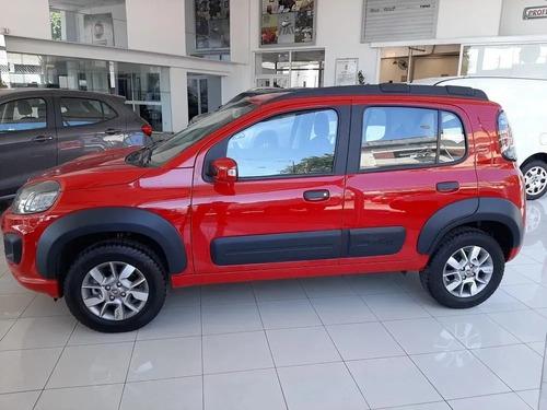 Fiat Uno Way Tomo Usado + Cuota Fija Entrega Inmediata O-