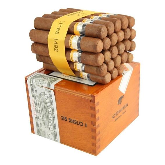 Habanos Cohiba Siglo I X25u - Cigarros - Puros - Regalos