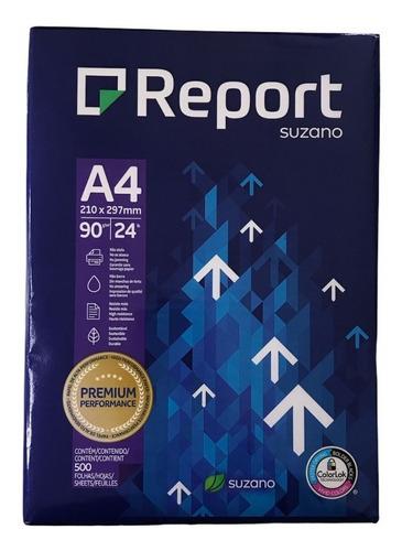 Papel Sulfite Report Premium 90g Promoção - Resma 500 Folhas