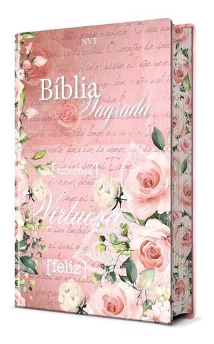 Bíblia Sagrada Leão De Judá Capa Dura Pão Diário