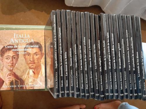 Enciclopedia Grandes Civilizaciones Completa