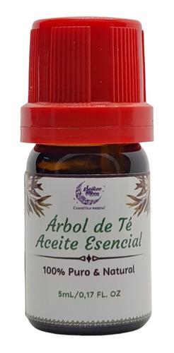 Aceite Esencial Árbol De Té 5ml - Unidad a $2100