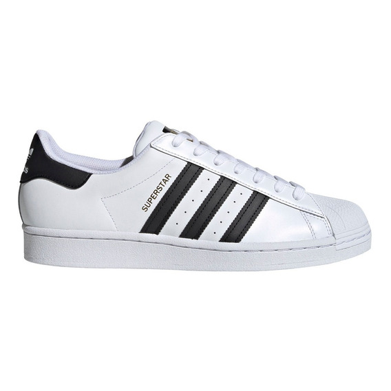 Zapatillas adidas Superstar Unisex Bla/neg