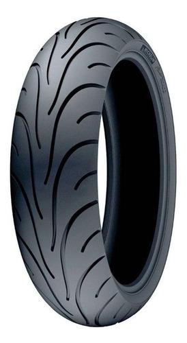 Pneu Traseira Para Moto Michelin Pilot Road 2 Para Uso Sem Câmara 180/55 Zr17 W 73