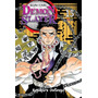 Demon Slayer: Kimetsu No Yaiba Vol. 15 Mangá Novo/lacrado