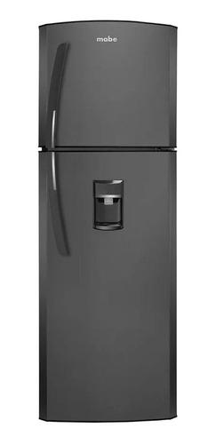 Refrigerador Mabe Rmc320facg Silver Con Freezer 302l 110v