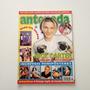 Revista Antenada Nick Carter Bsb Hanson G909