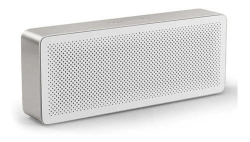 Parlante Xiaomi Mi Speaker Square Box Bluetooth 2 White