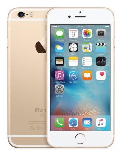 Celular iPhone 6s - 64 Gb Original Aa - Funda Rígida Regalo