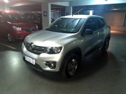 Renault Kwid Iconic 2019 N1.0 Unico !! Igual A Okm!! Gaston