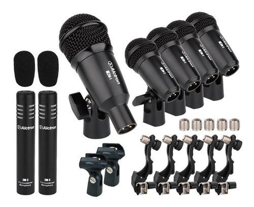 Micrófonos Alctron T8400  Cardioide Negros