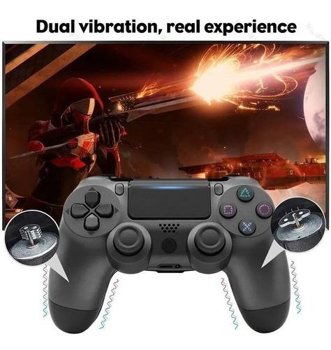 Controle Manete Sem Fio Compatível Com Playstation 4 Ps4
