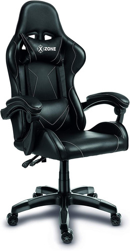 Cadeira Gamer Premium Cgr-01-bw Xzone 1 Ano De Garantia Nfe