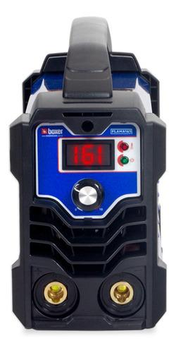 Máquina De Solda Inverter Boxer Flama 161 Bv 110v/220v