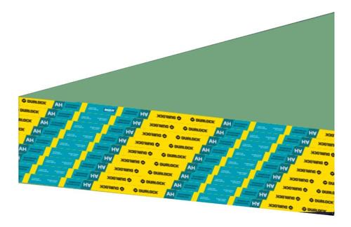 Placa Durlock 12.5 Mm 1.20x2.60 Mts Antihumedad Ah