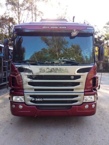 Caminhão Scania P360 A 6x2t