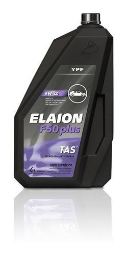 Aceite Elaion Sintetico F50 Plus 5w-40 4lts