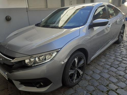 Honda Civic Exl 2.0 At 2017