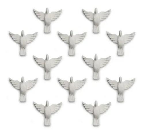 50 Unidades Divino Espirito Santo 5x4 Cm -resina- Ref:0096