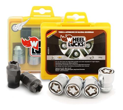 Tuerca Antirrobo Wheel Lock Nissan Koleos Spark Qq 46300/1