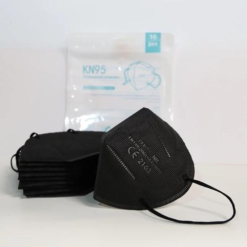 20 Máscaras Kn95 Proteção 5 Camada Respiratória Pff2 N95