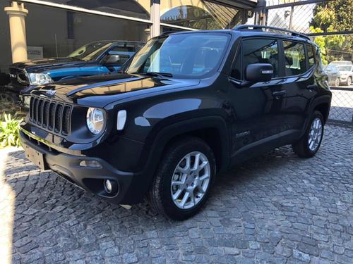 Jeep Renegade 1.8 Sport Automatica Linea Nueva 0km 2020