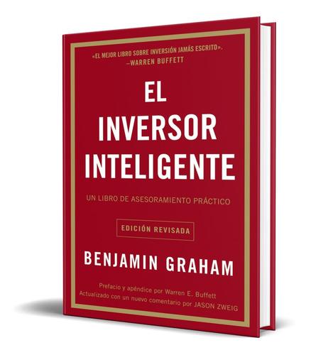 Libro El Inversor Inteligente - Benjamin Graham [ Original ]