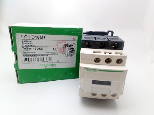 Contactor Schneider Electric  Lc1d18m7